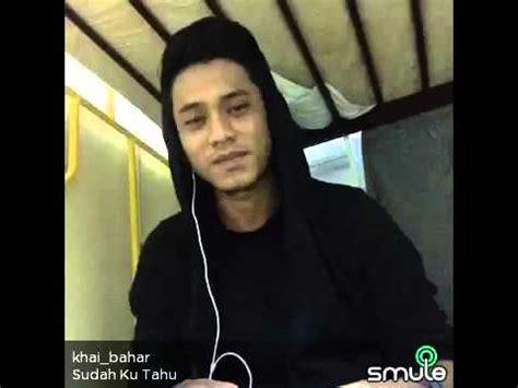 download mp3 free khai bahar luluh sudah ku tahu cover by khai bahar youtube