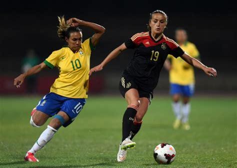 brasilien deutschland wann dfb frauen heute l 228 nderspiel deutschland gegen