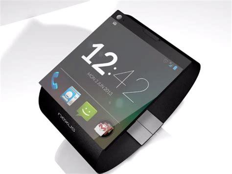 Smartwatch Nexus Un Tr 232 S Beau Concept De Nexus Smartwatch En Vid 233 O