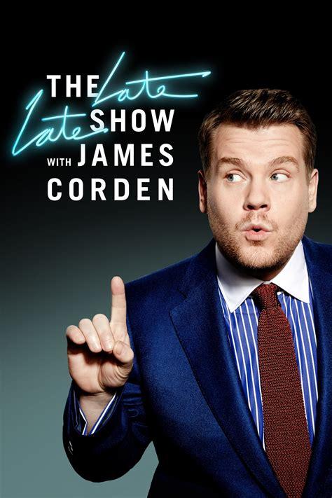 late late show  james corden season  episode