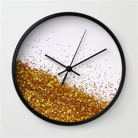 cool clocks cool wall clocks gorgeous graphic design 24 ways to add glitter to your home decor home designing
