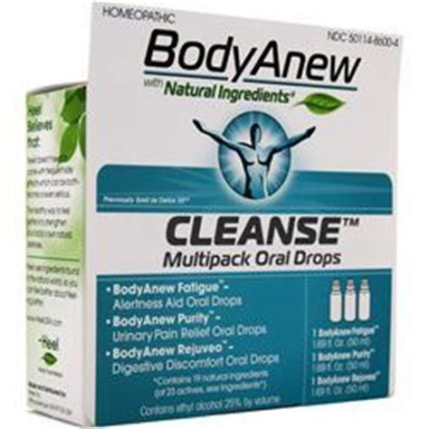 Detox Kit Heel Weight Loss by Heel Bodyanew Cleanse Formerly Detox Kit On Sale At