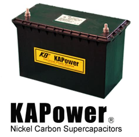 supercapacitor battery kapower supercapacitors ultracapacitors