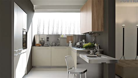 Small And Practical Kitchen Modern Kitchens From Elmar Practical Kitchen Design
