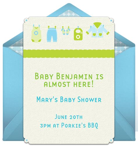 email template for baby shower email invitations baby showers