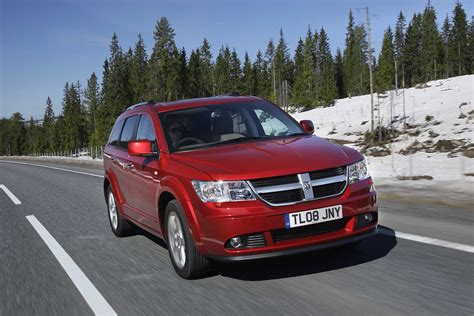dodge crossover dodge to launch new journey crossover in august