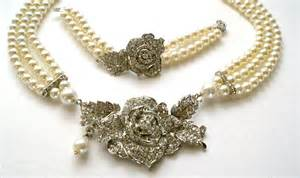 The Perfection Handmade Jewelry - handmade bridal and wedding jewelry by vintage touch 2013