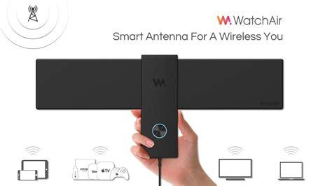 watchair smart antenna lets  cut  cord geek insider