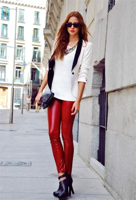 wear red  valentines day  romantic outfit ideas
