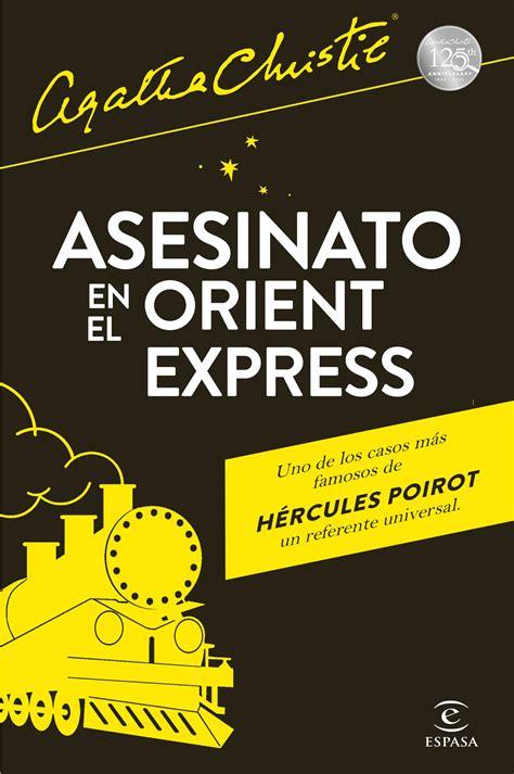 libro agatha christie little people asesinato en el orient express planeta de libros