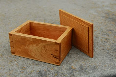 woodwork easy wood box projects  plans