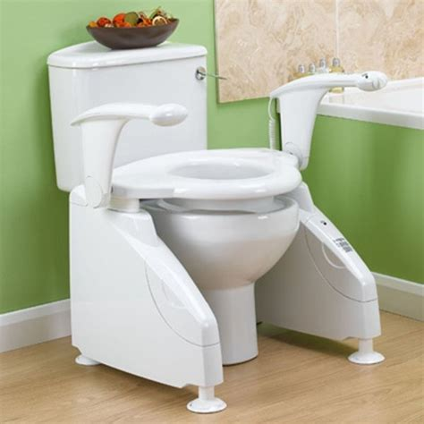 Handicapped Bathroom Fixtures Toilet Lift Disabilityliving Gt Gt Get Great Ideas At Http Www Disabledbathrooms Org Handicap