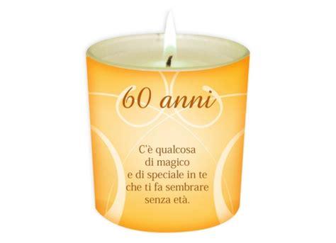 m illumino m illumino candela 60 anni frasi e dediche catalogo