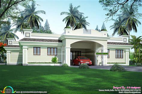 single floor home plans luxury single floor home kerala home design and floor