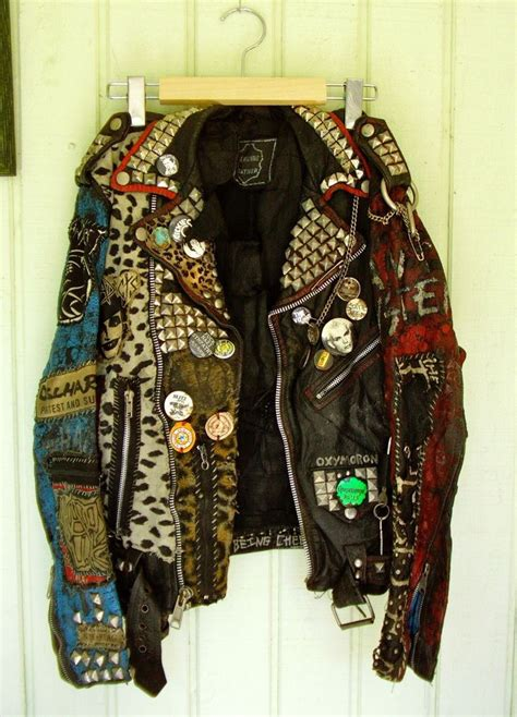Jaket Sweater Hoodie The Beatles Ust Buy Keren Warung Kaos rock leather jacket this was me as a punkrock rock and leather jacket