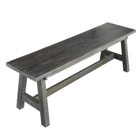 grey garden bench 28 images safavieh outdoor living