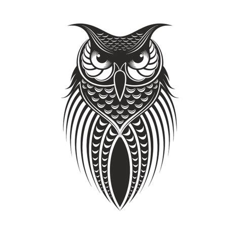 owl tattoo png vinilo decorativo royal owl