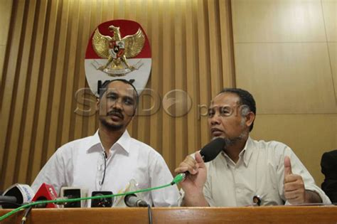 Payung Terbalik Makassar jokowi hanya tunjuk plt kpk bisa dianggap ilegal