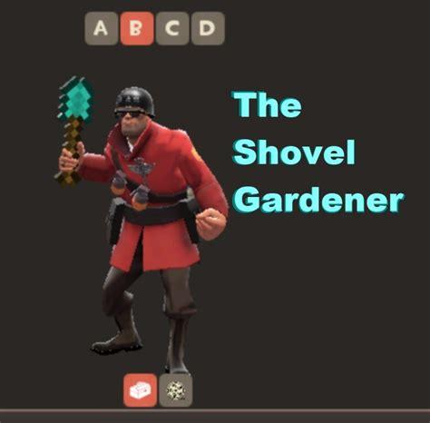 Market Gardener Tf2 by The Shovel Gardener Team Fortress 2 Gt Skins Gt Soldier