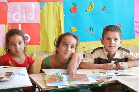 irin no school today why syrian refugee children miss