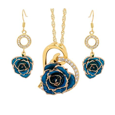 rose themed jewellery happy holidays from the eternity rose something special