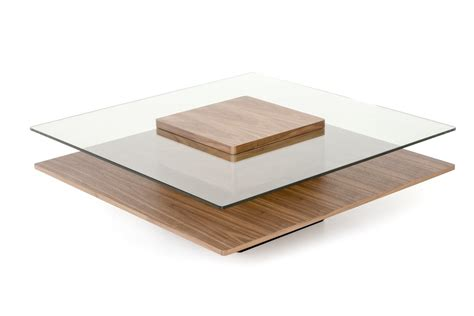 Table Basse Verre Bois by Table Basse Carree Verre