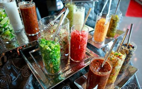 taco bar topping ideas 17 best images about buffets on pinterest chocolate