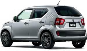 New Suzuki Ignis New Suzuki Ignis Photo Image Picture