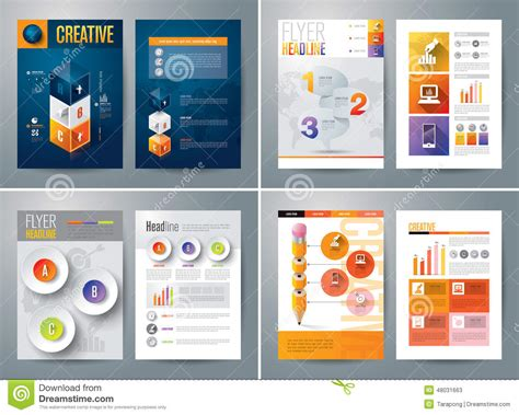 online brochure template free 5 best agenda templates