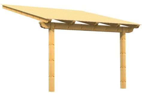 come montare una tettoia in legno costruire una tettoia in legno best comma lettera b la di