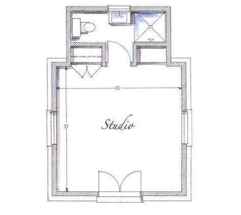 Guest Cottage Floor Plans by Small Cottage Floor Plans Compact Designs For