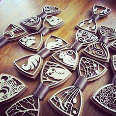 wooden bow ties laser cutter ideas