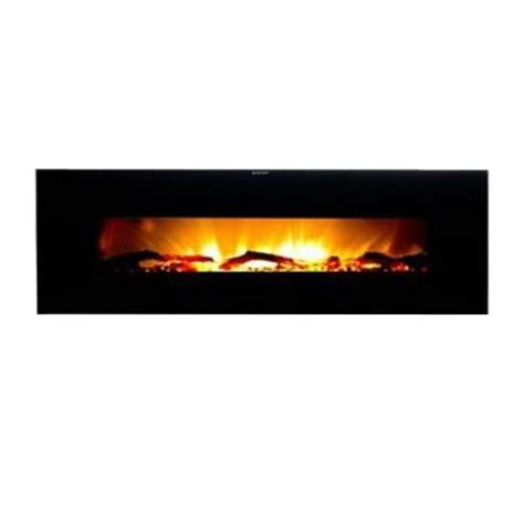 warm house valencia 50 in wall mount electric fireplace