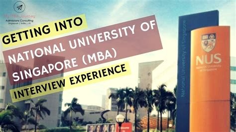 Nus Mba Essays 2017 by National Of Singapore Nus Mba Application