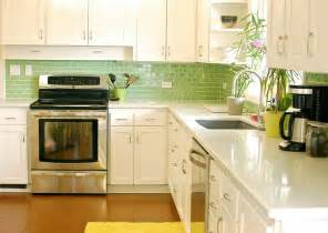 green kitchen backsplash green glass tiles for kitchen backsplashes kitchentoday