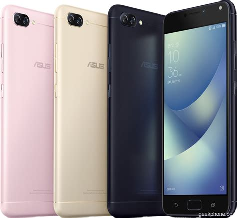 Asus Zenfone 4 Max Plus asus zenfone 4 max plus design hardware features review