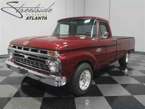 1966 Ford F100 For Sale by 1966 Ford F100 For Sale Classiccars Cc 996919