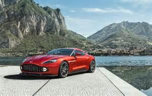 Aston Martin Vanquish Zagato Aston Martin Vanquish Zagato Production Car Revealed