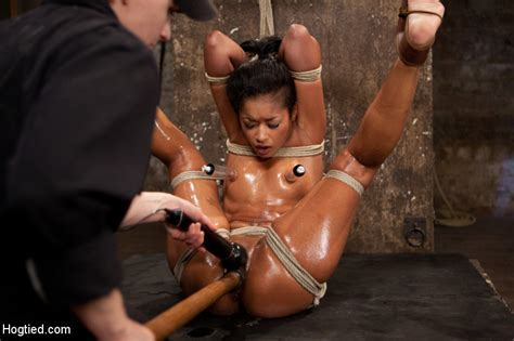 Skin Diamond In Bondage With Nipple Play And Crazy Hard Orgasms Pichunter
