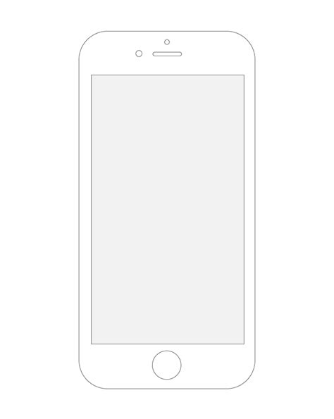 adobe illustrator iphone template how to create an iphone wireframe with illustrator