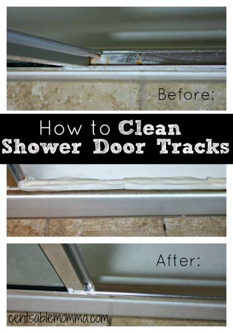 Best Way To Clean Shower Door Tracks 25 Best Ideas About Shower Door Cleaning On Cleaning Shower Doors Cleaning Glass