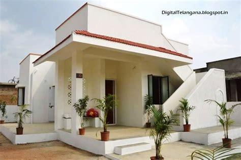 double bedroom house telangana 2 bhk double bedroom houses at erravalli