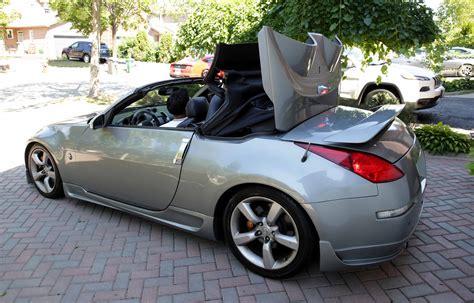 nissan 350z convertible nissan 350z convertible custom pixshark com images