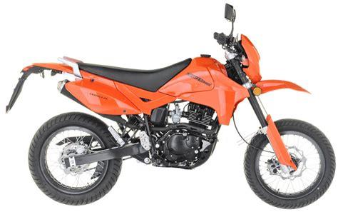 125er Motorrad Enduro by 125cc Motorbike 125cc Direct Bikes Enduro S Motorbike Orange