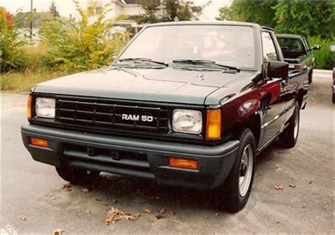 dodge ram 50 pickup parts