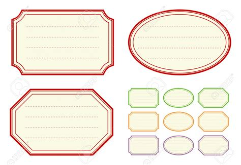 Jam Jar Label Template Printable Label Templates Jar Label Template