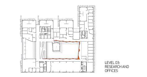 Floorplann gallery of melbourne school of design university of
