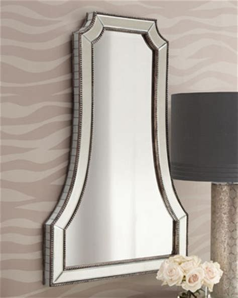 horchow beaded mirror 75 best images about household mirrors on