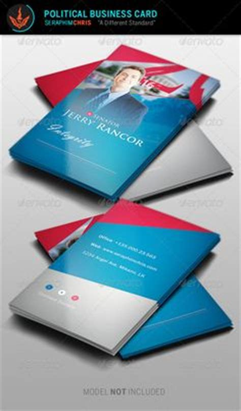 political caign business card templates vote political business card template business card