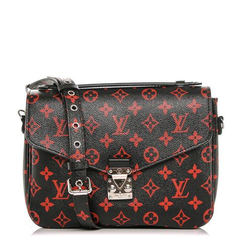 Lv Pochette Infrarogue louis vuitton monogram infrarouge pochette metis 184378